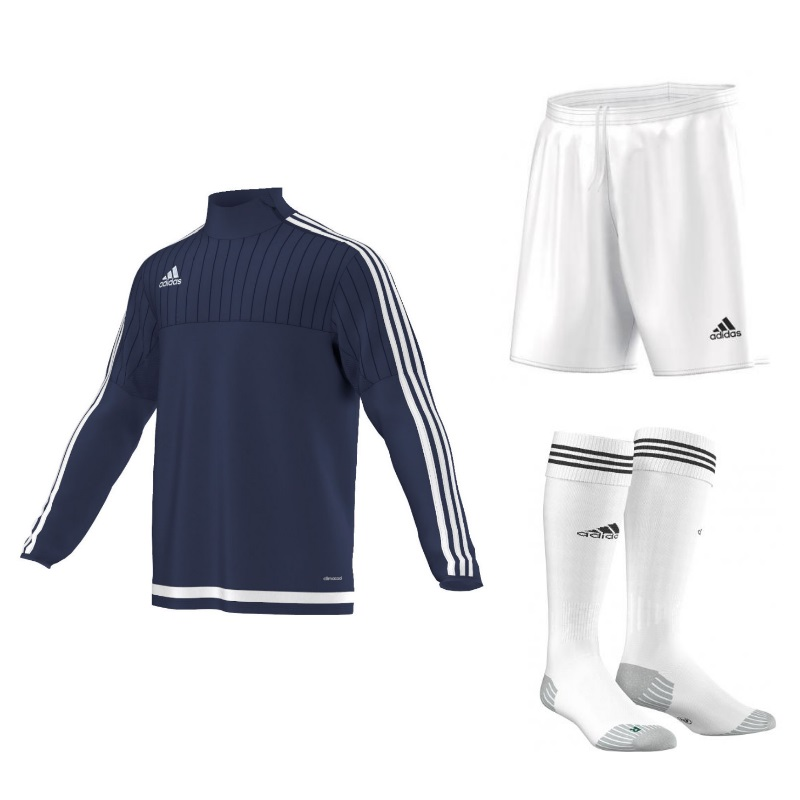 adidas Fußball-Outfit
