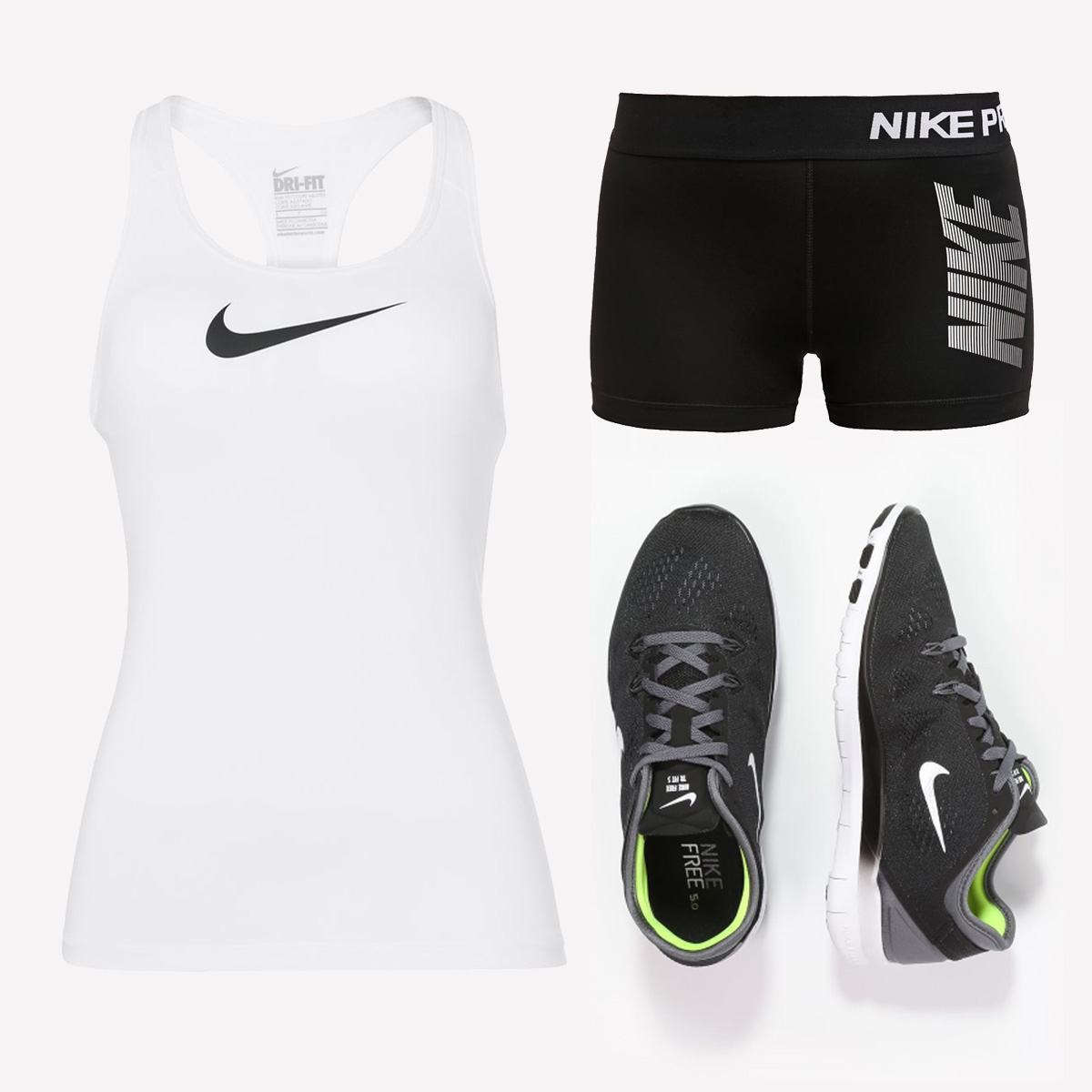NIKE Gym-Outfit