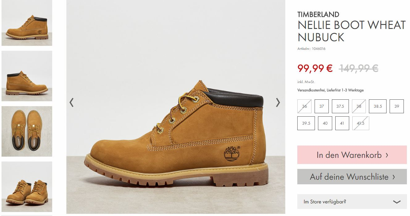 Timberland Nelly Boot