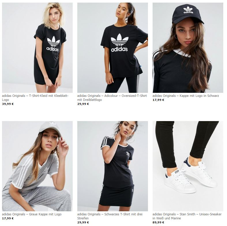 adidas Originals aktion