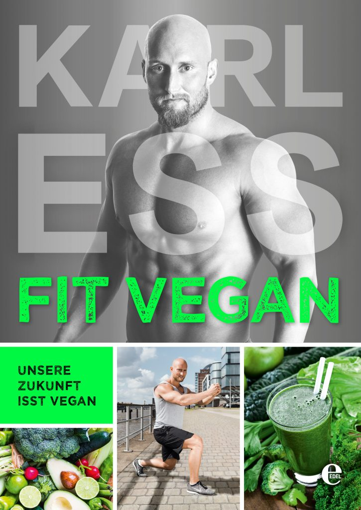 Fitness Kochbuch Karl Ess Fit Vegan