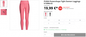 PUMA Powershape Tight