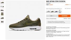 NIE Air Max Zero Essential