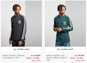 adidas California Shirt