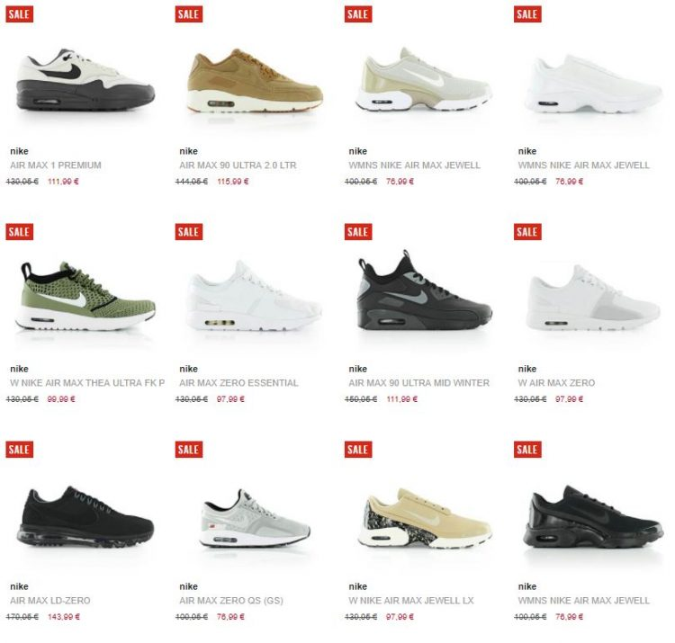 detailed pictures 34adc 0adcf Air Max Day bei KICKZ.com: Diverse Air Max Modelle für ...