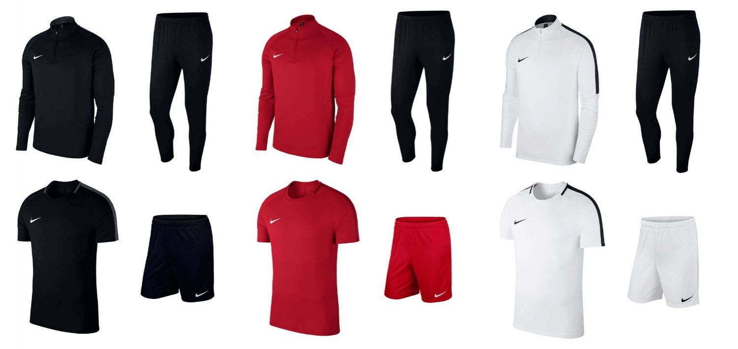 competitive price 5aabb 4557a NIKE Fußball-Outfit: Top, Shirt, Short & Hose für NUR 62,95 ...
