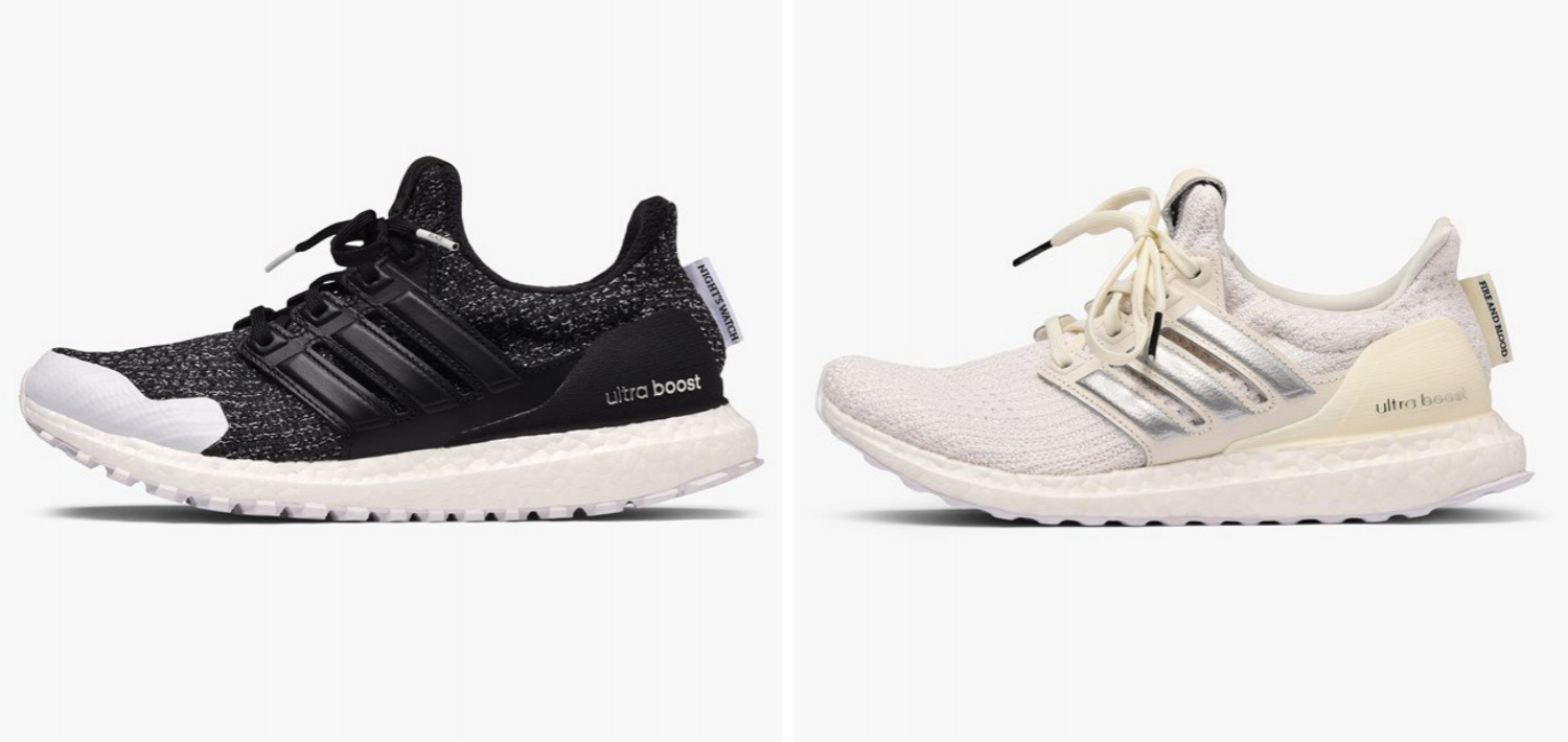 adidas Ultra Boost X Game Of Thrones in 3 Colourways   Prinz