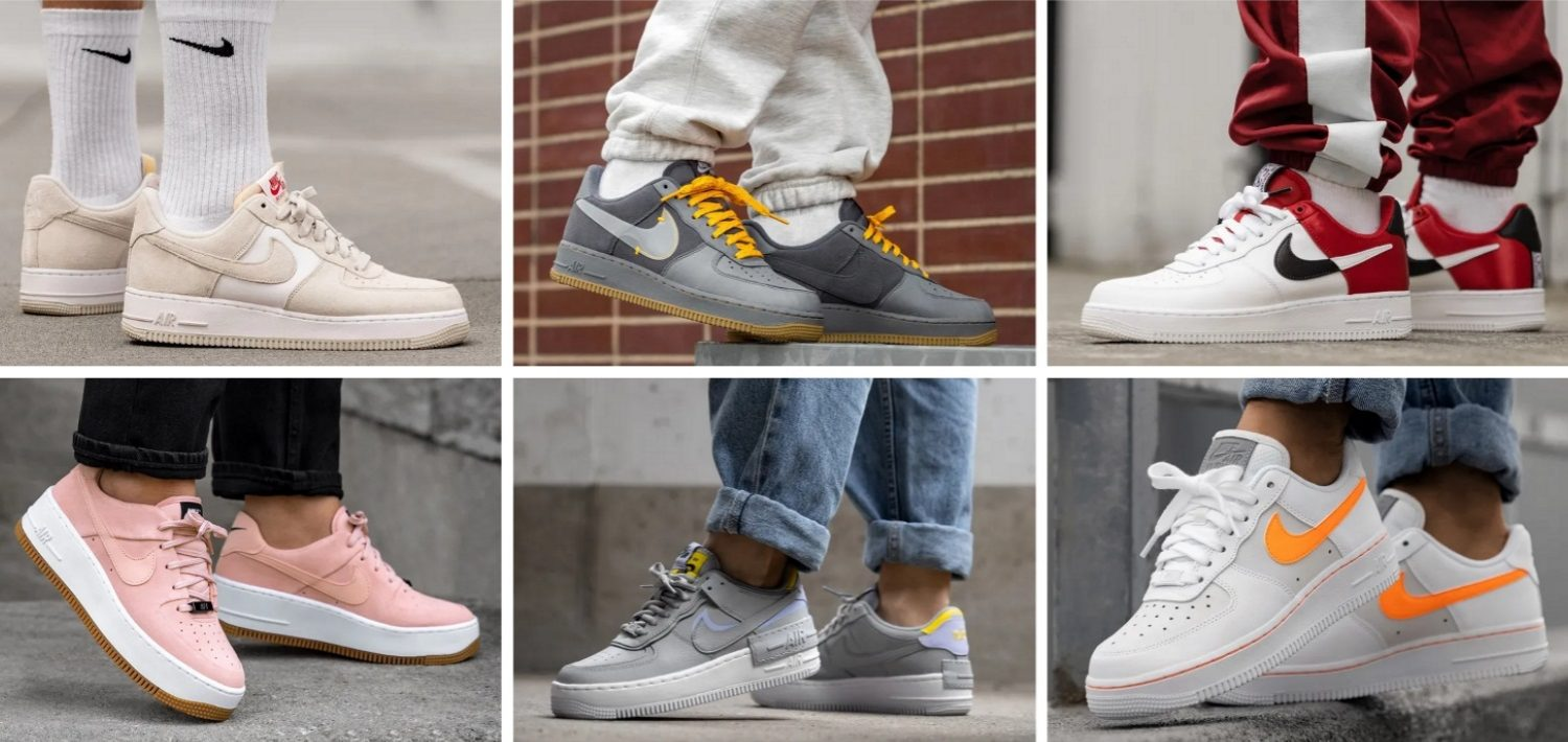 NIKE Air Force 1 mit 20% Rabatt | Prinz