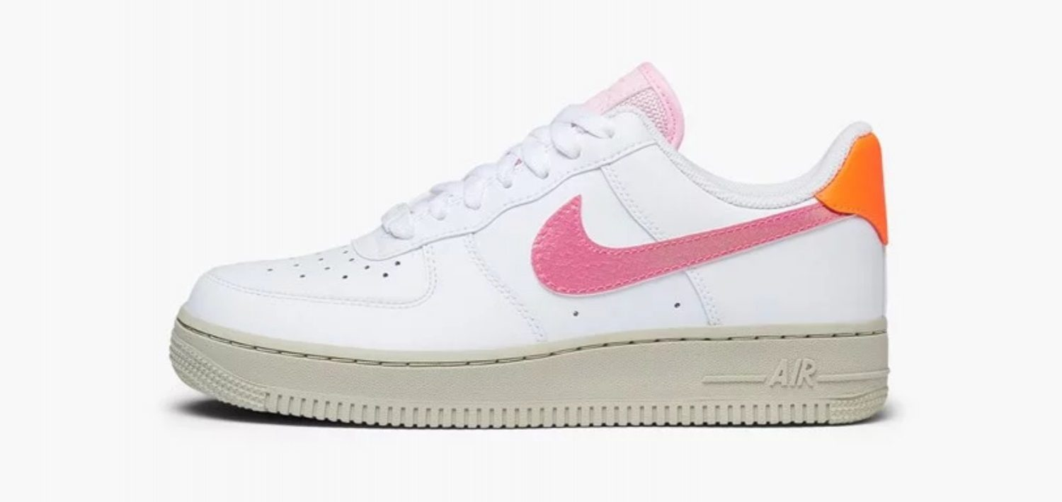 Nike Damen Air Force 1 Ep (Gs) Basketballschuhe: