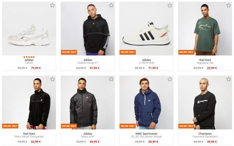 Muttertags Sale bei Snipes mit 15% Rabatt | Prinz